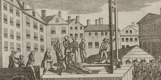 Après la Révolution, émigration, condamnation et exécution de noble Charles d'Abzac