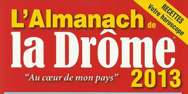 """Retrouvez """"Romans Historique"""" dans l'Almanach de la Drôme 2013 (Editions Arthéma)"""