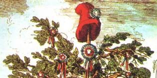 22 février 1849 : Enlèvement du bonnet phrygien, place du Champ de Mars