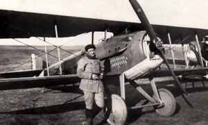 Auguste Baux, héros de la Grande Guerre