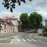 L'avenue Adolphe Figuet