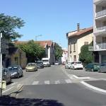 L'avenue Duchesne