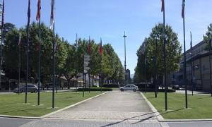 L'avenue Gambetta
