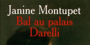 Bal au palais Darelli – Janine Montupet