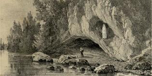 En 1910, M. Rochas, instituteur à Romans, demande la vérité sur une apparition qui s'est produite à Saint-Martin-en-Vercors