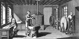 28 mars 1675 : Présent de trois quintaux de bougies au marquis de Lionne