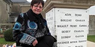 Ovide Brierre, Mort pour la France à Romans et inscrit pour l'éternité à Apremont, Ardennes