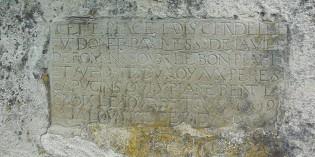 Redécouverte de vestiges du couvent des Capucins !