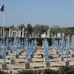 Le Carré Militaire du cimetière
