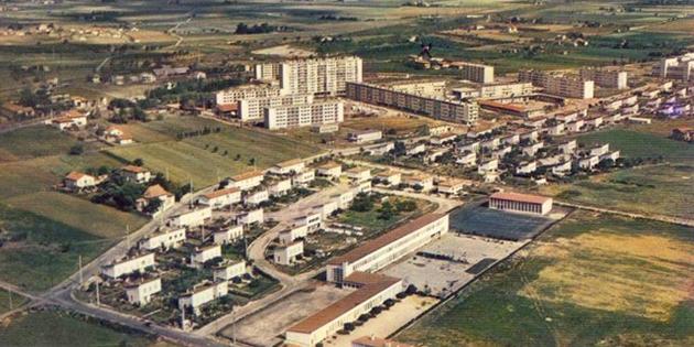 Romans-sur-Isère en cartes postales, il y a quelques années