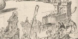 La cavalcade de Romans et Bourg-de-Péage des 13 et 14 juillet 1902