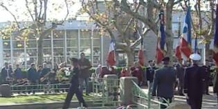Cérémonie du 11 novembre 2011