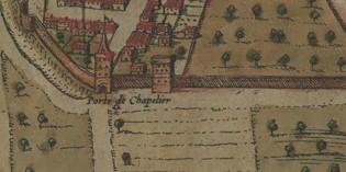 2 juillet 1564 – La peste aux portes de la ville