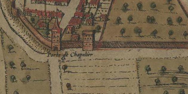 2 juillet 1564 - La peste aux portes de la ville