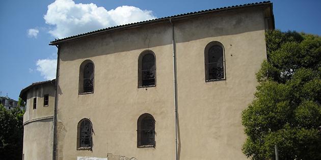 Restauration et réhabilitation de la chapelle de l'ancien hôpital