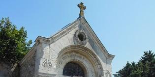 La chapelle funéraire de Pierre Plauche Beaucaire, curé de Saint-Barnard
