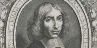 Portrait de Charles de Lionne de Lesseins, abbé de Saint-Calais, en 1674