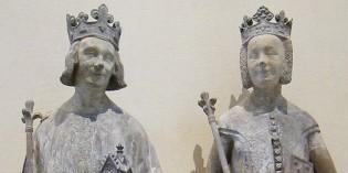 6 avril 1350 – Le futur roi de France Charles V traverse la ville