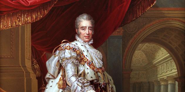 17 octobre 1814 - Passage de Charles Philippe, futur Charles X de France