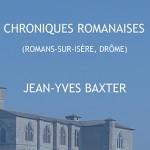 Chroniques romanaises – Jean-Yves Baxter