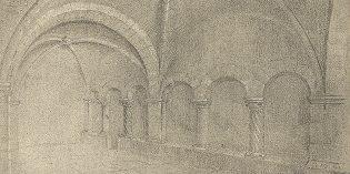 Tranches de vie à Saint-Barnard : des chanoines mis aux fers dans le cloître