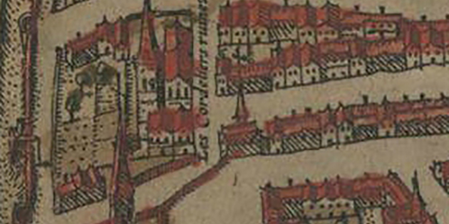 17 juin 1632 - La fondation du couvent de la Visitation