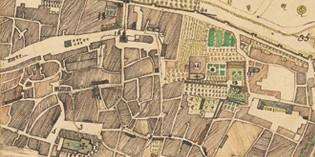 Les curés des trois paroisses contre les inhumations dans l'enceinte du couvent des Cordeliers, en 1781