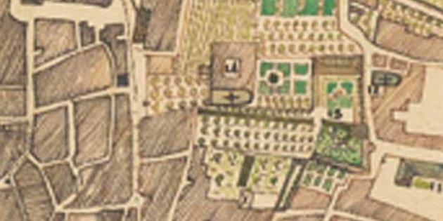 8 novembre 1801 - Démolition de l'église et du couvent des Cordeliers
