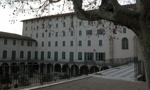 Le couvent de la Visitation