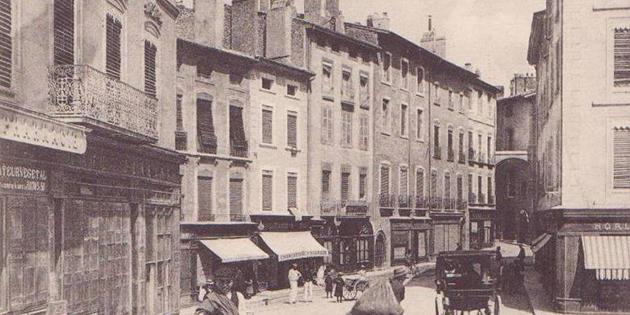 7 avril 1909 - Drame de passion et de sang, rue de l'Ecosserie