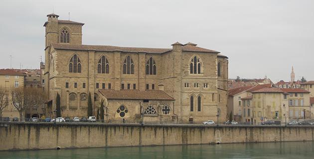 L'église Saint-Barnard