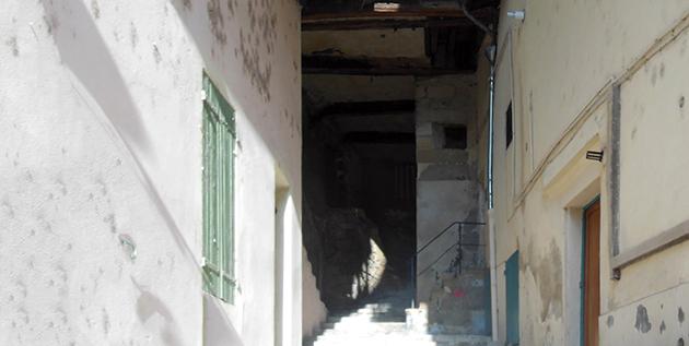 L'escalier Josaphat