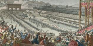 14 juillet 1790 – La Fête de la Fédération