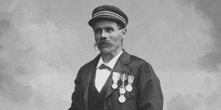 Maurice Finet, sauveteur municipal
