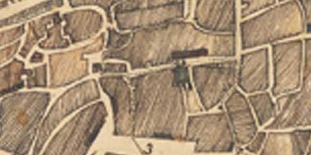 20 octobre 1785 - Terrible incendie au quartier de la Fontaine Couverte