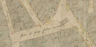 """A la Fontaine Couverte en 1752 : """"Il fait boire de la merde à tout le quartier !"""""""