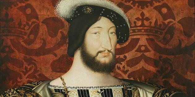 20 novembre 1533 - François Ier de passage à Romans