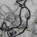 La station XVII du Grand Voyage a été vandalisée !