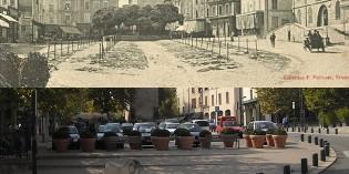 Hier et aujourd'hui : la place Charles de Gaulle