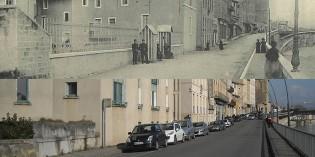 Hier et aujourd'hui : le quai Dauphin
