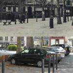 Hier et aujourd'hui : la place Jules Nadi