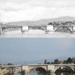 Hier et aujourd'hui : le pont Vieux