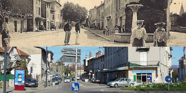 Hier et aujourd'hui : le quartier Saint-Nicolas