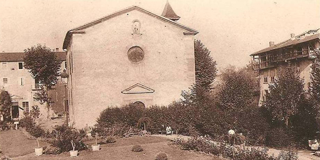 Les reliques de l'église de l'ancien hôpital Hôtel-Dieu