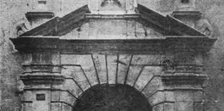 L'ancien Hôtel de Ville, rue de l'Armillerie