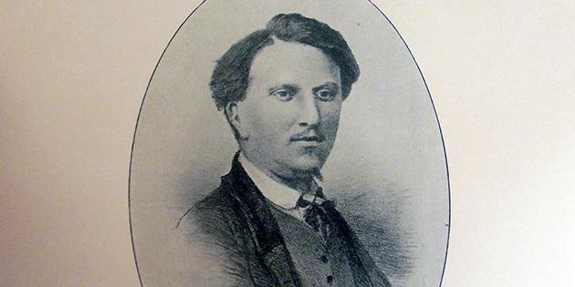 Barthélemy Izier, poète, graveur, peintre et professeur de dessin au Collège et aux écoles laïques de Romans