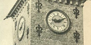 Interdiction de chanter Noël et de tirer au mousquet sur l'horloge du Jacquemart en 1712