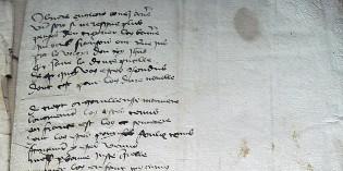Trésor caché aux Archives de Romans : une ballade composée en 1429 mentionnant les hauts faits de Jeanne  d'Arc