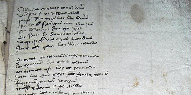 600è anniversaire de la naissance de Jeanne d'Arc et trésor caché aux Archives de Romans