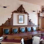 Du Barragn's Club à la salle du Conseil Municipal